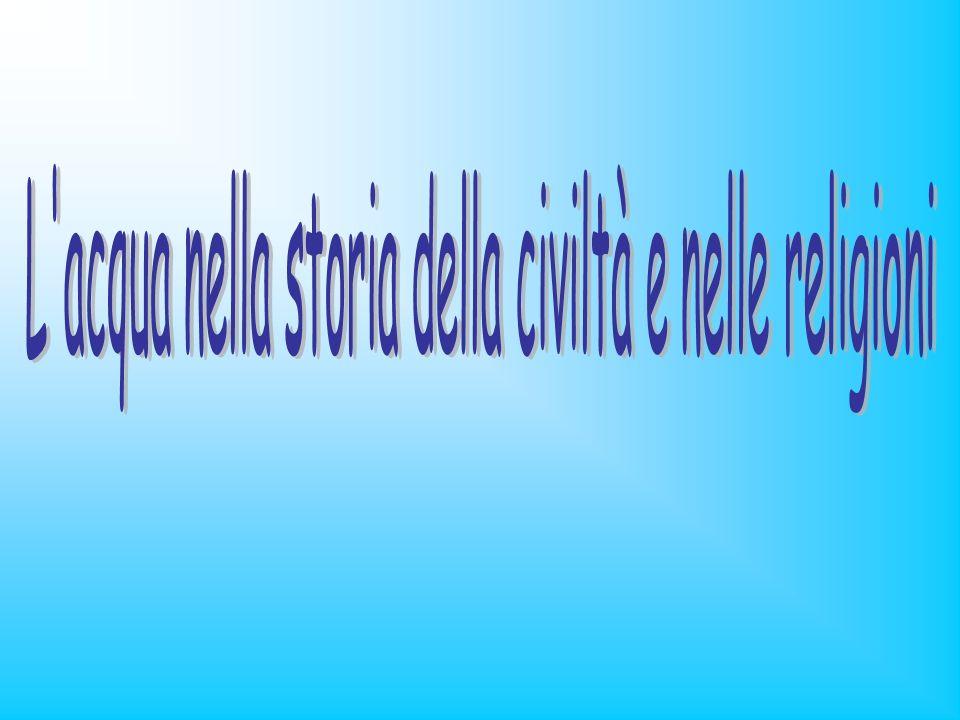 Noi italiani siamo i primi consumatori al mondo di acque minerali.