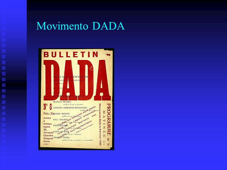 Movimento DADA