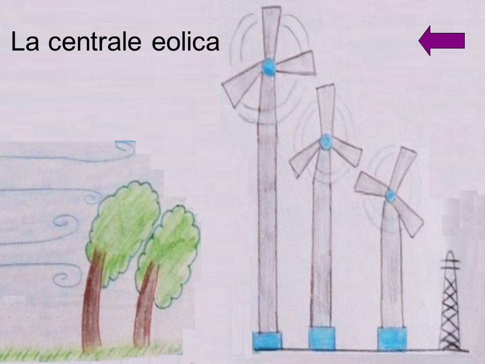 La centrale eolica