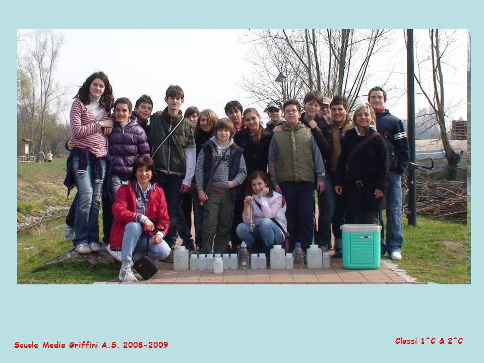 Scuola Media Griffini A.S. 2008-2009 Classi 1^C & 2^C …noi gli risponderemmo che nel mese di Marzo alunni di 1^ C e di 2^C della scuola media Griffini