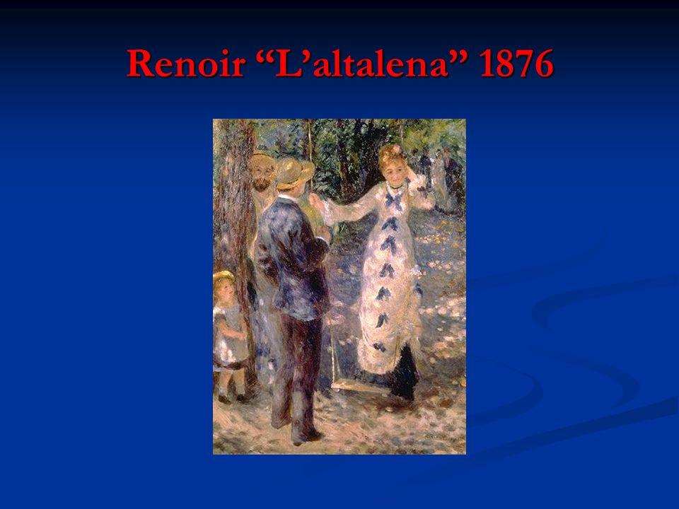 Renoir Laltalena 1876