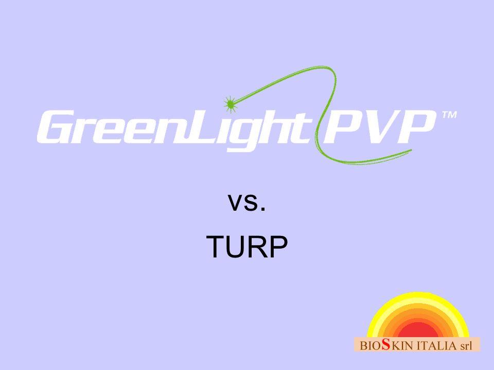 vs. TURP