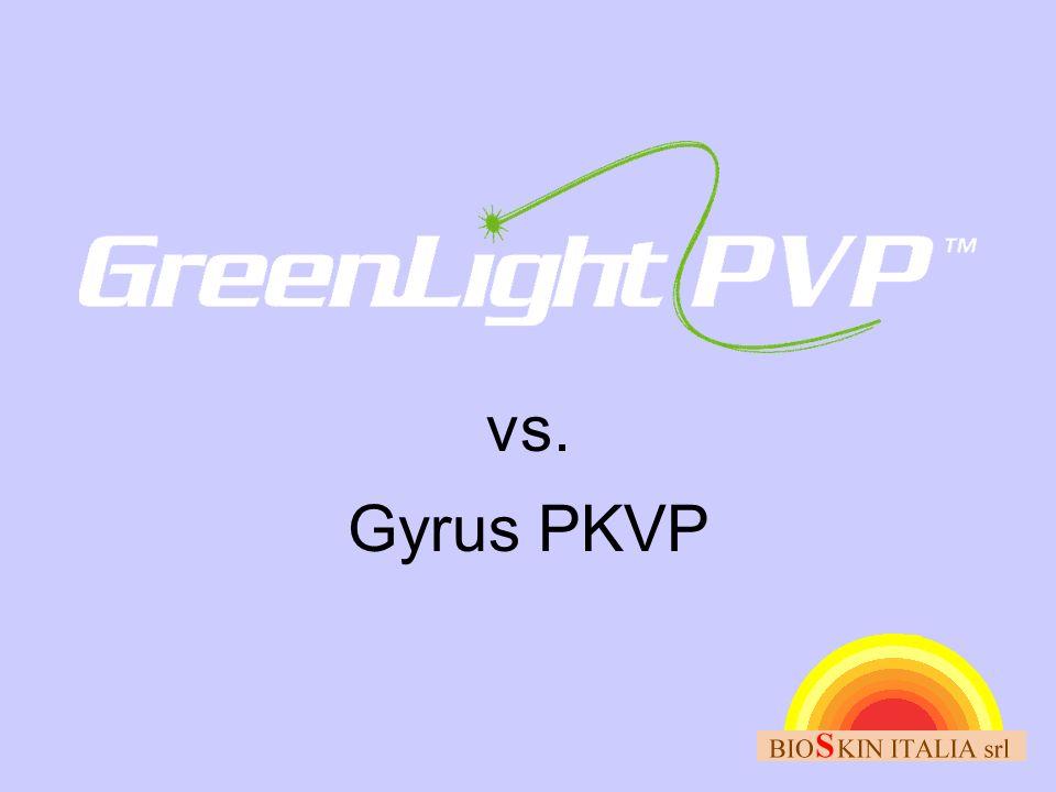 vs. Gyrus PKVP