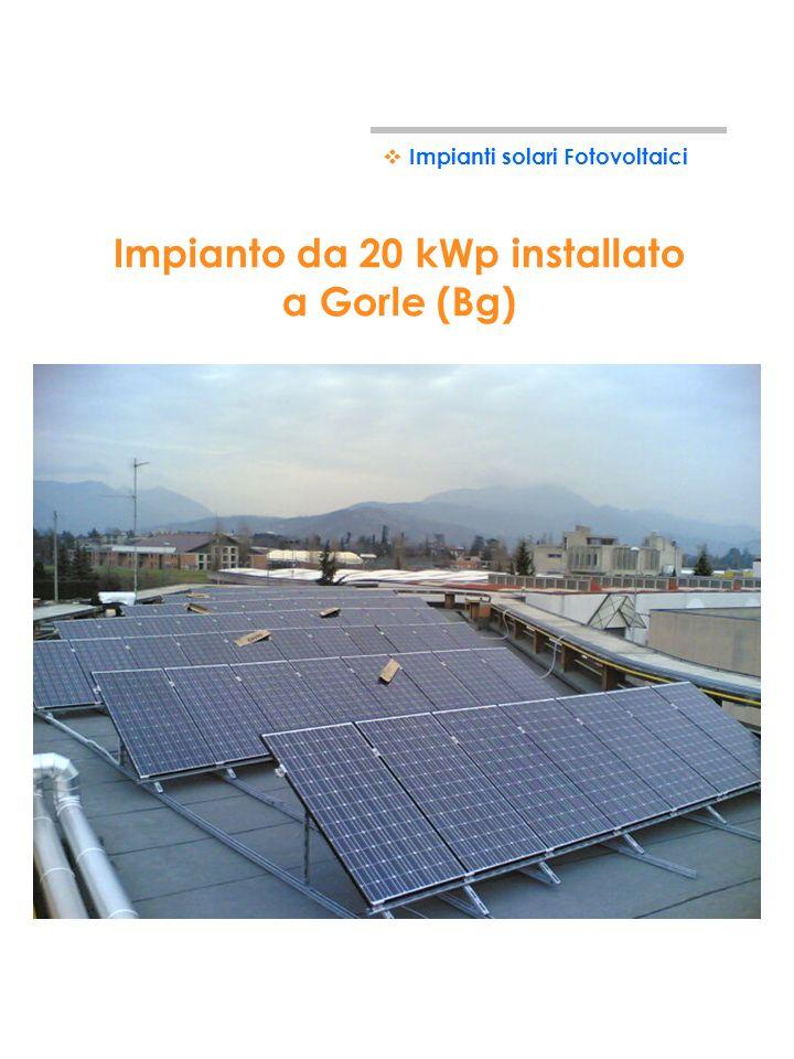 Inverter per impianto da 50 kWp installato a Dovera (Cr)