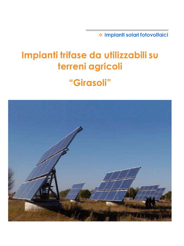 52 PARTICOLARI TIPI DI PANNELLI FV Impianti solari fotovoltaici PANNELLI FLESSIBILI IN AMORFO