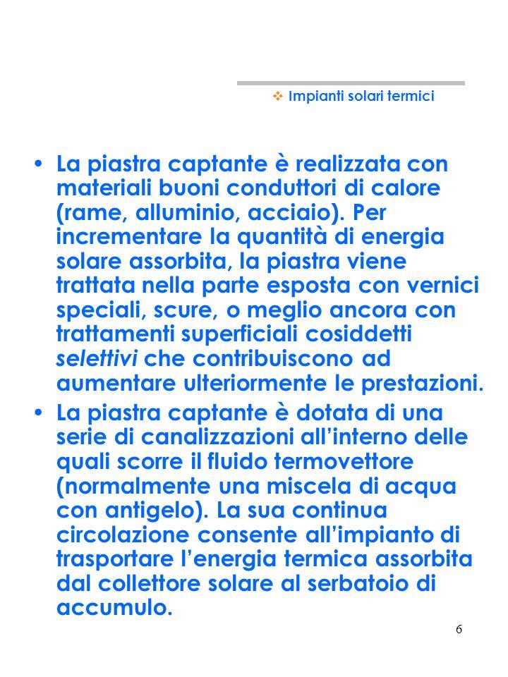 Al fine di promuovere una coscienza sociale verso il risparmio energetico e le fonti rinnovabili è stato approvato in Italia il decreto riguardante il programma di INCENTIVAZIONE per linstallazione di sistemi solari fotovoltaici denominato CONTO ENERGIA 2007.