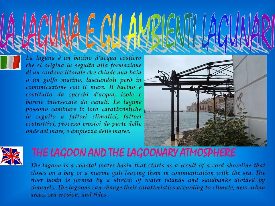 La laguna è un bacino dacqua costiero che si origina in seguito alla formazione di un cordone litorale che chiude una baia o un golfo marino, lasciand