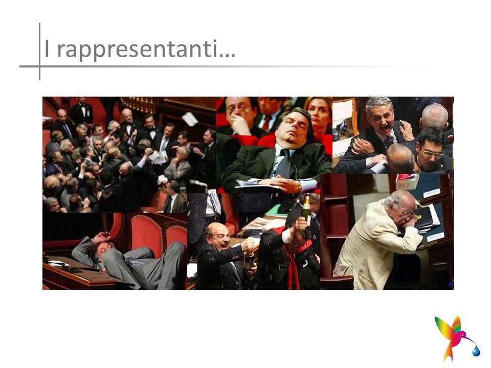 I rappresentanti…