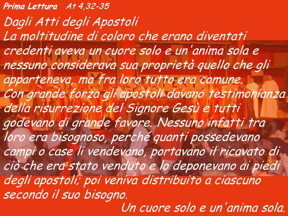 15 aprile 2012 Domenica II di PASQUA Canto Gregoriano