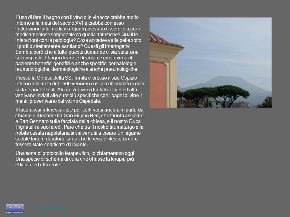 www.vesuvioweb.com Chiesa della TRINITÁ DE PELLEGRINI 4.