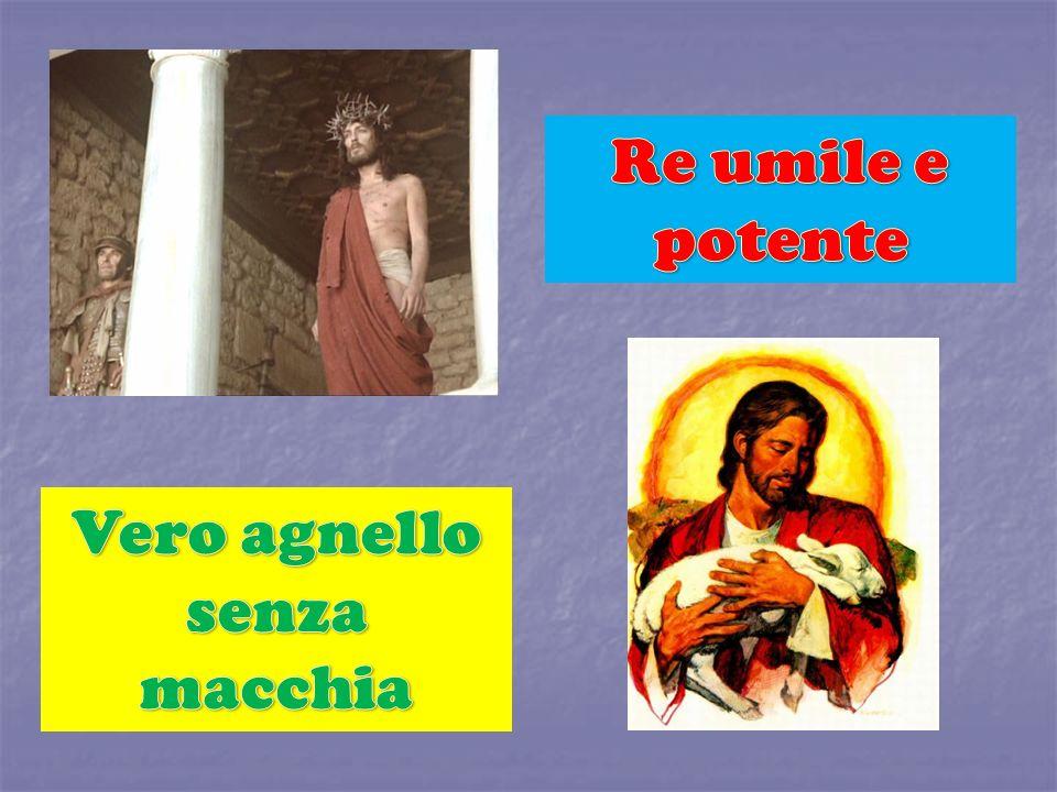 Dire: Gesù è morto per i nostri peccati!, è la stessa cosa che dire: NOI, IO NOI, IO ho ucciso Gesù!