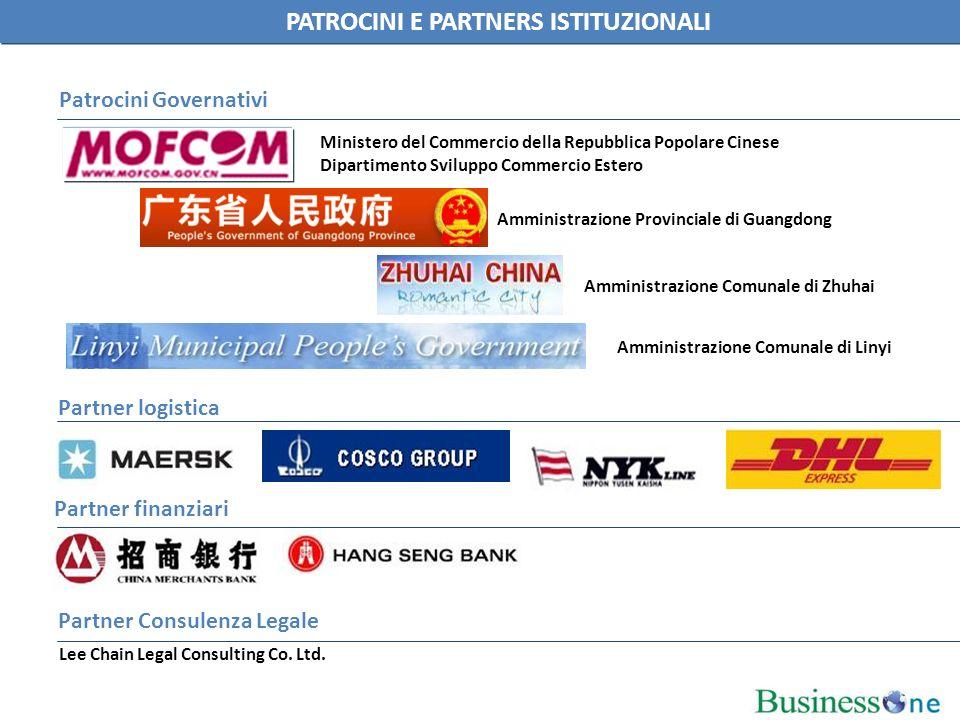 Partner logistica Partner finanziari Partner Consulenza Legale Patrocini Governativi Amministrazione Provinciale di Guangdong Amministrazione Comunale di Zhuhai Lee Chain Legal Consulting Co.