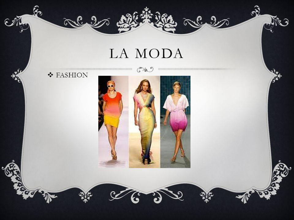 LA MODA FASHION