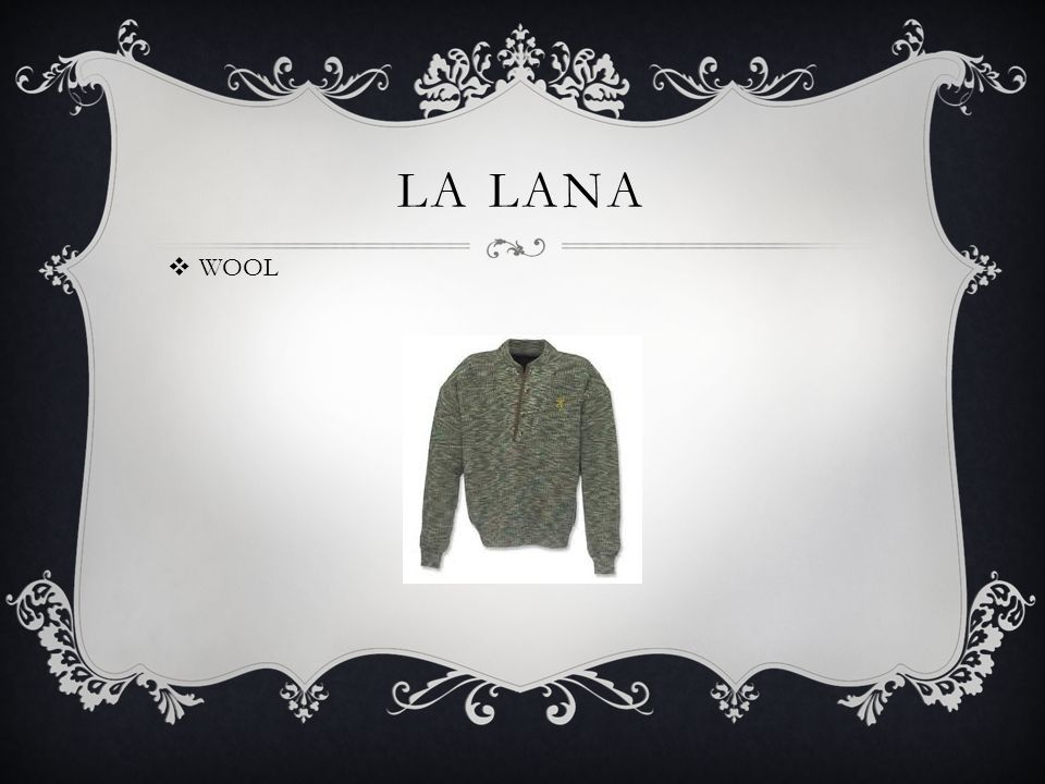 LA LANA WOOL