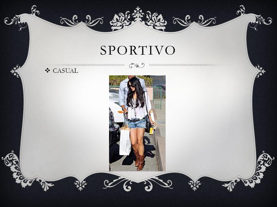 SPORTIVO CASUAL