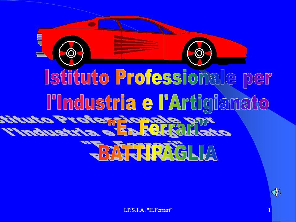 I.P.S.I.A. E.Ferrari 32 LABORATORIO MACCHINE CNC