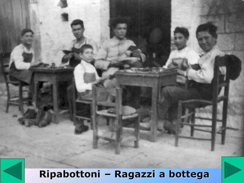 Ripabottoni – Ragazzi a bottega