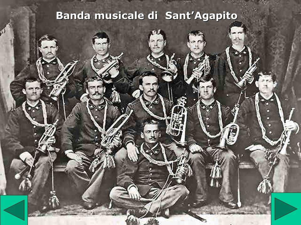Banda musicale di SantAgapito