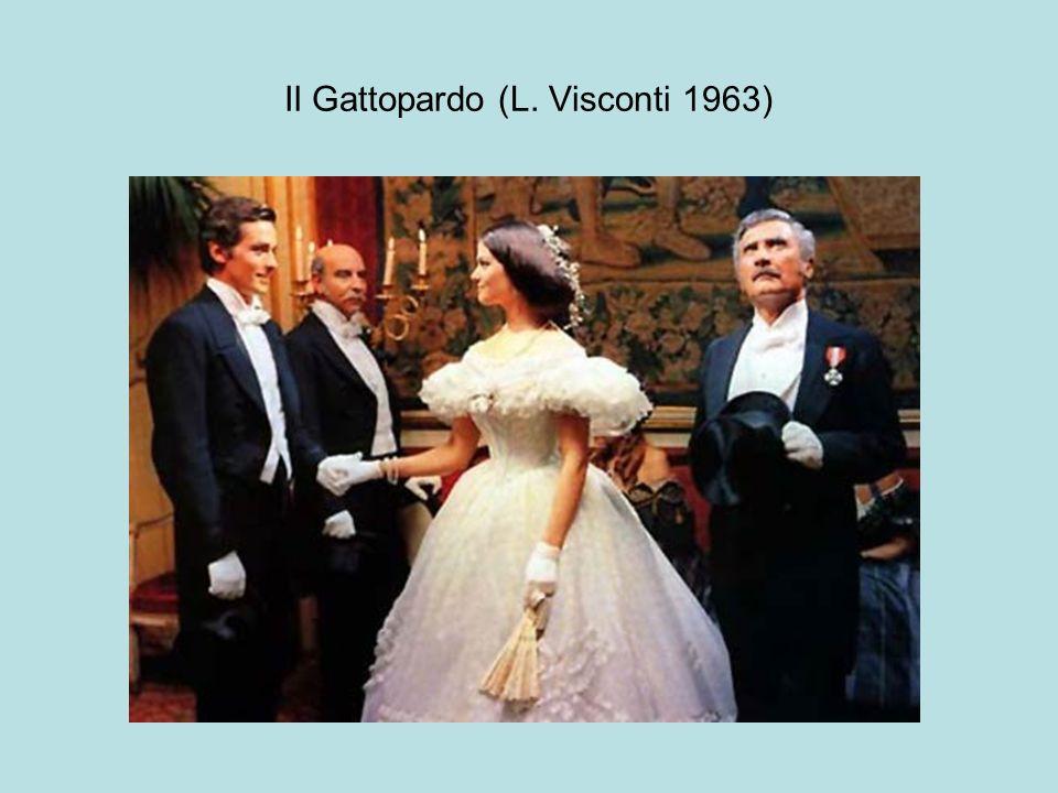 Il Gattopardo (L. Visconti 1963)