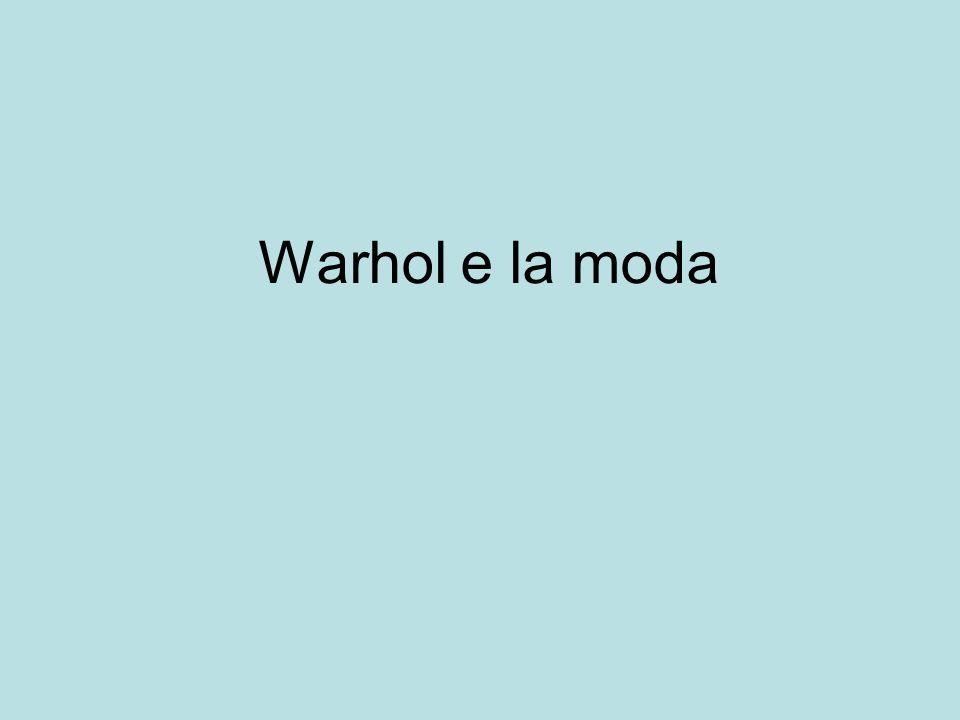 Warhol e la moda