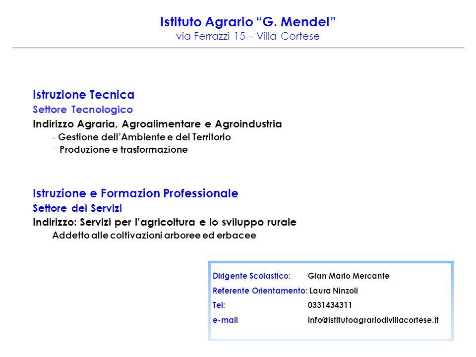 Istituto Agrario G.