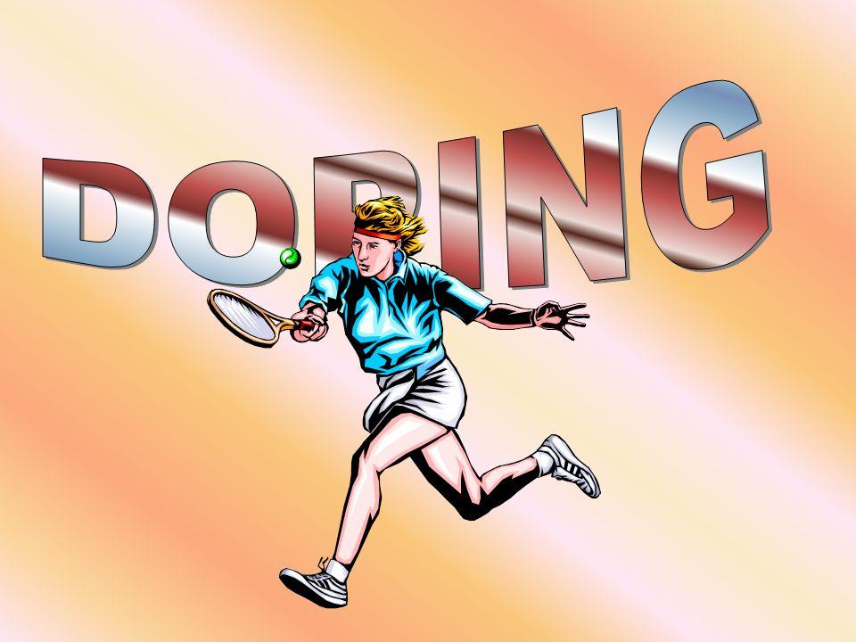 I termine doping deriva dal verbo inglese to dope che significa somministrare stimolante e dal sostantivo dope che corrisponde a sostanza stimolante.
