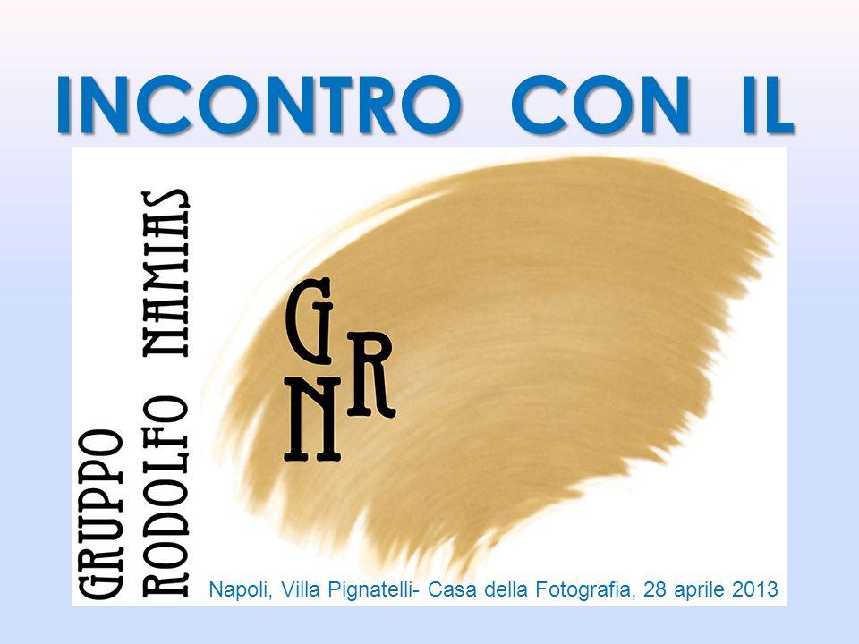 Gruppo Rodolfo Namias Il Gruppo Rodolfo Namias è nato a Parma nel 1991, nella sede del Circolo Fotografico Il Grandangolo, fondato da una ventina di appassionati provenienti da varie regioni italiane.