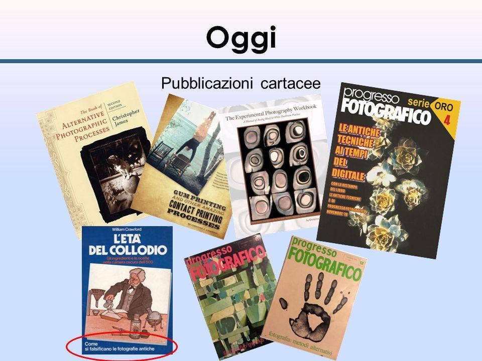 Oggi Pubblicazioni cartacee