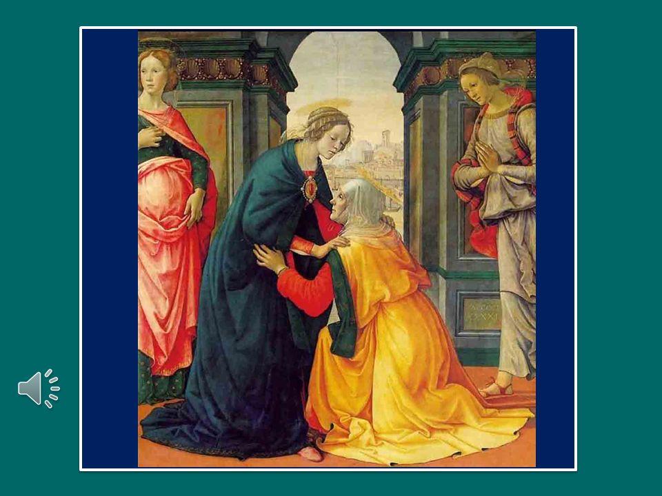 per portare la carità e lamore del tuo Figlio Gesù, per portare, come te, nel mondo la luce del Vangelo.