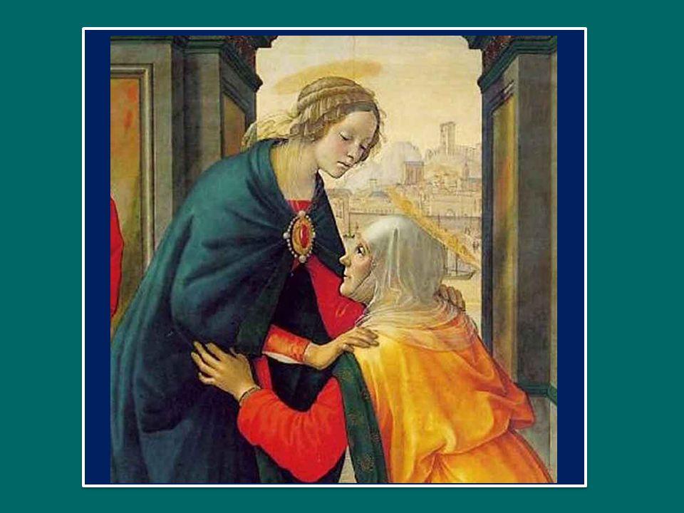 sicut locútus est ad patres nostros, come aveva promesso ai nostri padri, Àbraham et sémini eius in sǽcula.