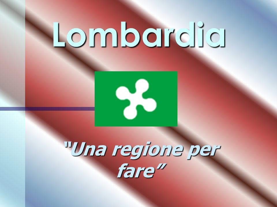 Lombardia Una regione per fare