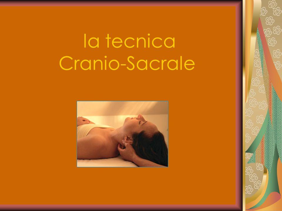 La Tecnica Cranio-Sacrale è una metodologia molto efficace di lavoro sul corpo.