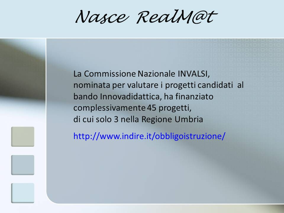 RealM@t La rete di scuole Liceo Scientifico R.