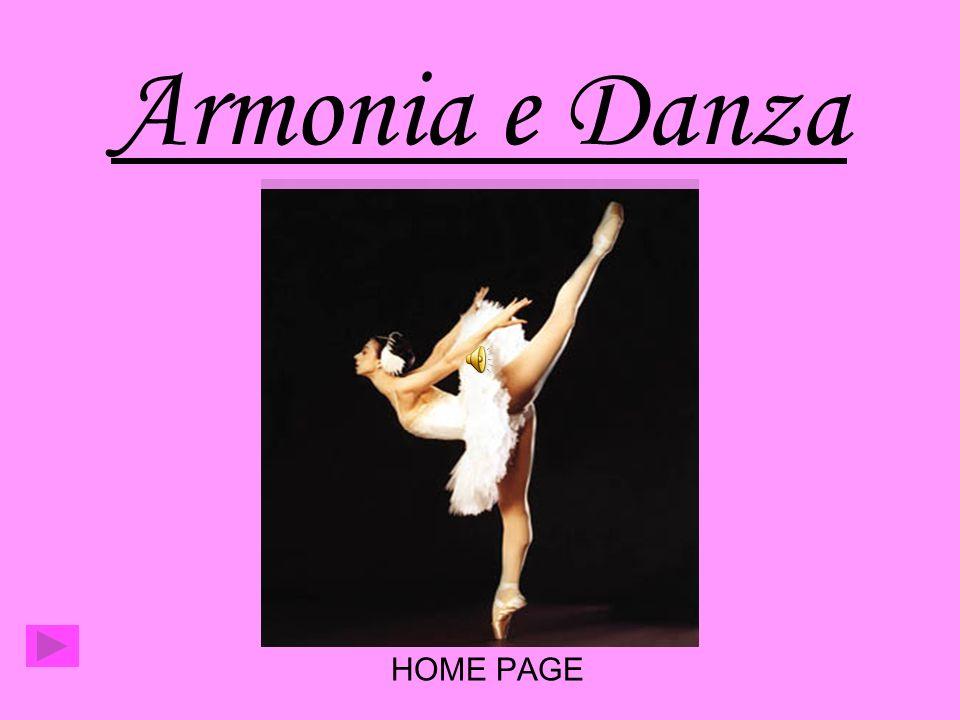 Armonia e Danza HOME PAGE