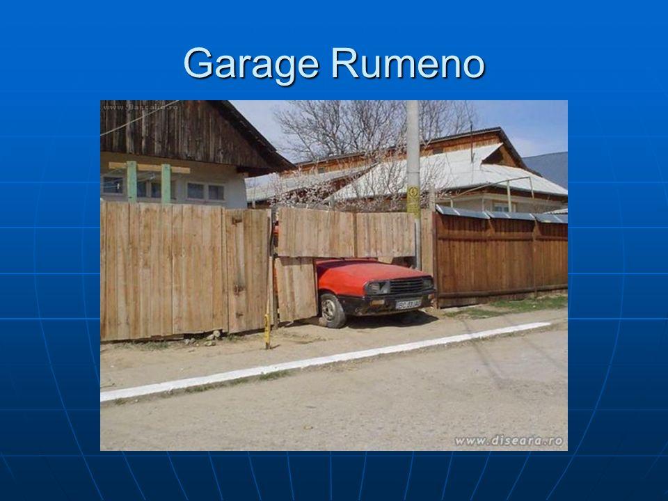 Garage Rumeno