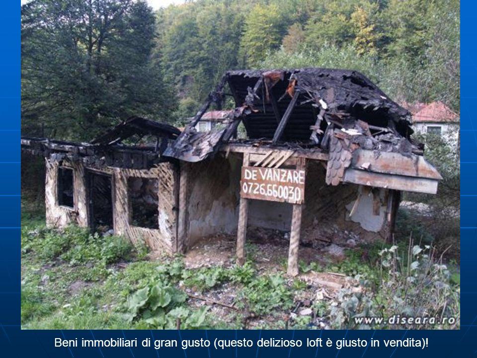 Beni immobiliari di gran gusto (questo delizioso loft è giusto in vendita)!