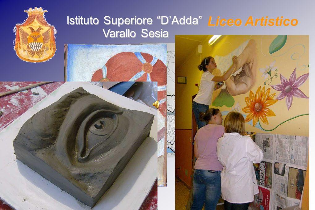 Istituto Superiore DAdda Varallo Sesia Liceo Artistico