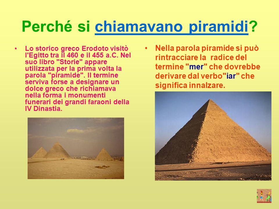 Perché si chiama Egitto? Il primo ad usare il nome Aigyptos fu il poeta greco Omero. Questa parola era la versione greca di