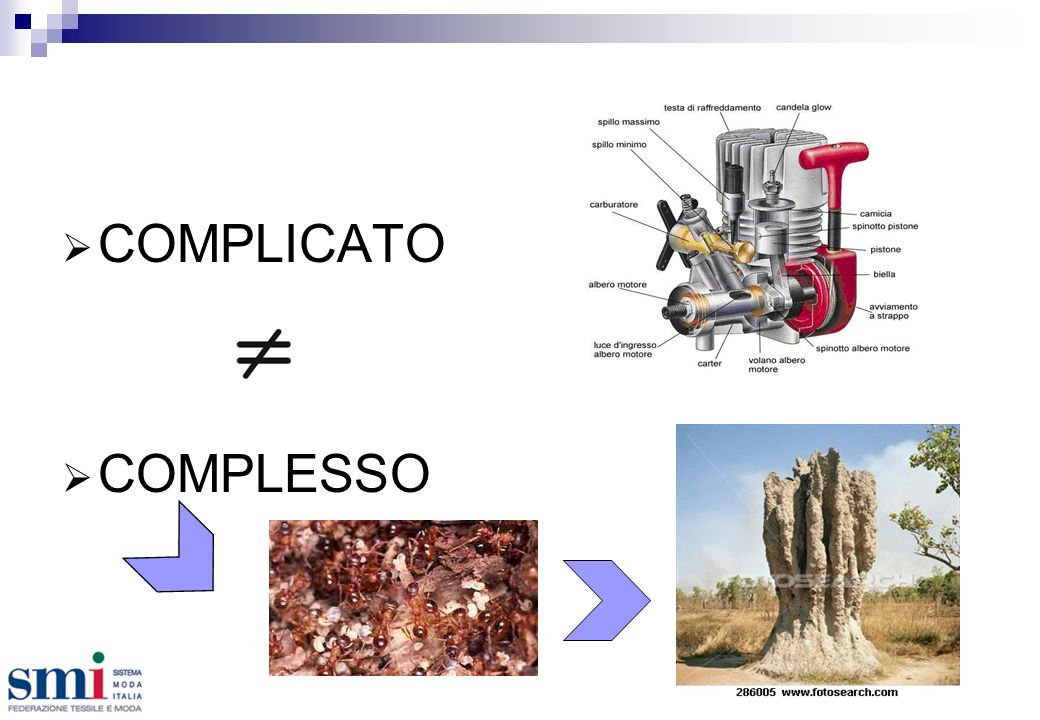COMPLICATO COMPLESSO