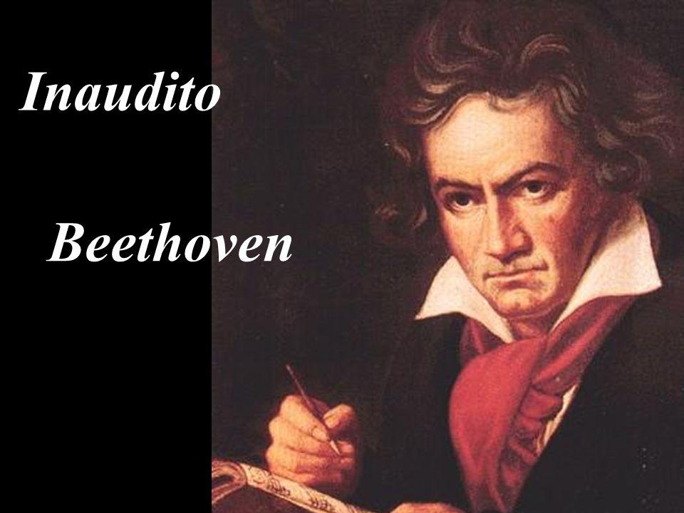 Beethoven Inaudito