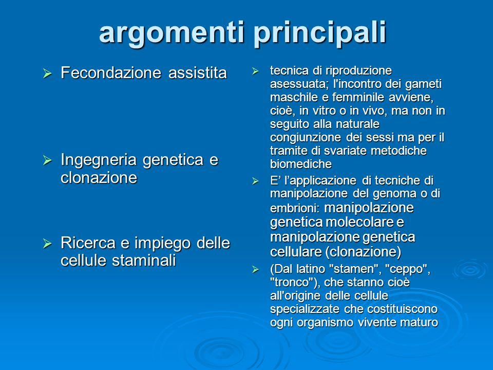 Bioetica della riproduzione umana di Giampiero Tre Re http://terradinessuno.wordpress.com