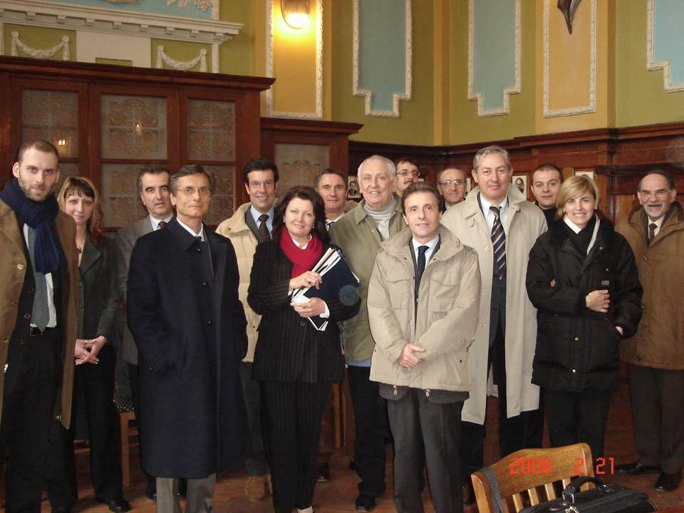 Risultati Sei Associati OICE hanno costituito società in Bulgaria.