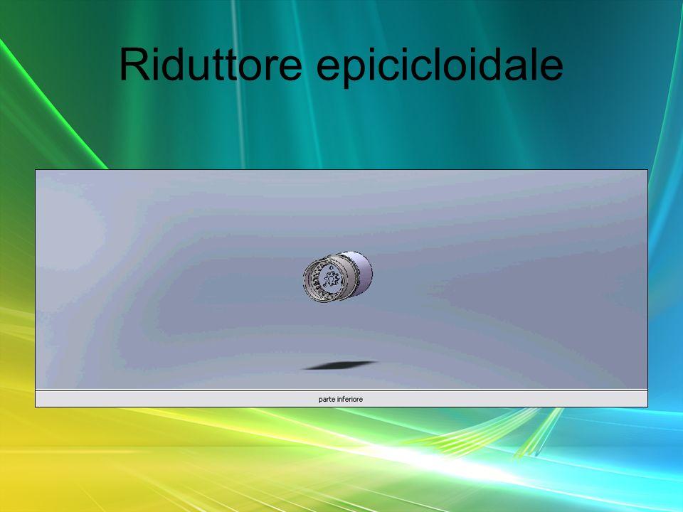 Riduttore epicicloidale