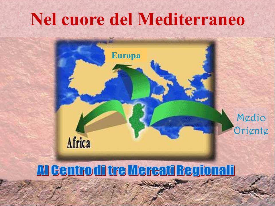 3 Tunisie Investissez dans le futur 3 a Europa Medio Oriente Nel cuore del Mediterraneo