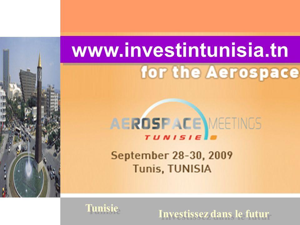 60 Tunisie Investissez dans le futur www.investintunisia.tn