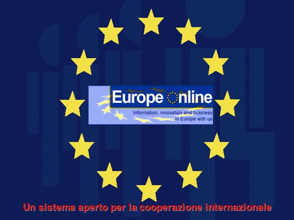 Un sistema aperto per la cooperazione internazionale