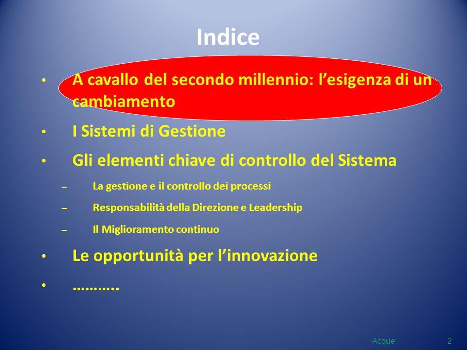 Innovazione ….