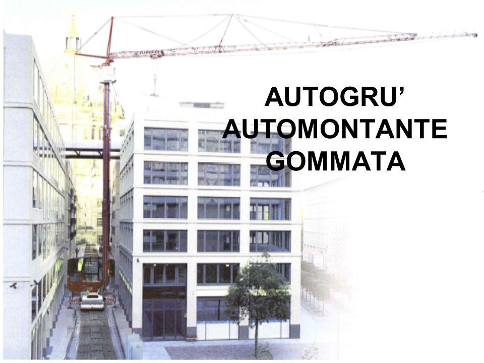 AUTOGRU AUTOMONTANTE GOMMATA