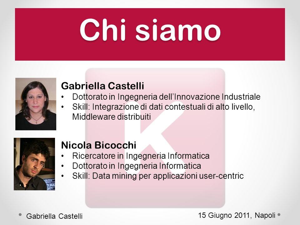 Linformazione imprigionata 15 Giugno 2011, NapoliGabriella Castelli 5.000.000.000 utenti 5.000.000 smartphone 10.000.000.000 app scaricate 2010