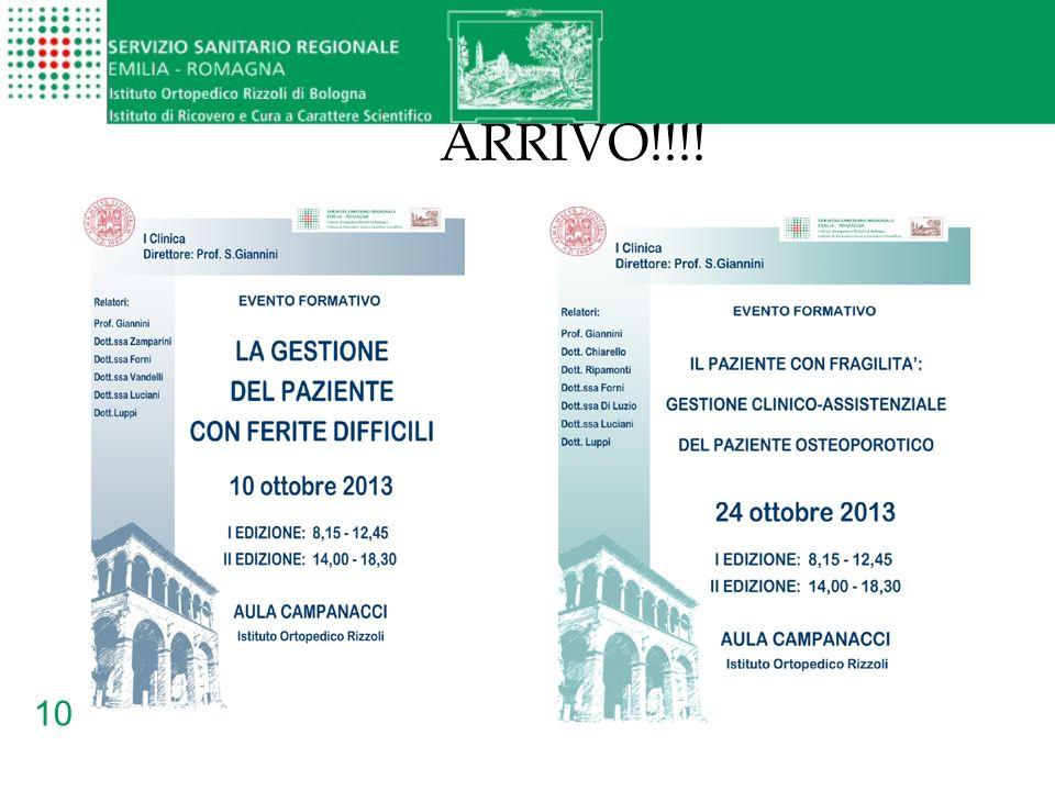 10 ARRIVO!!!!